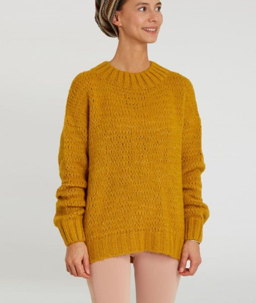 pull maille yoga searcher ghandi curry