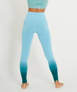 Legging de yoga en bambou rishikesh mint yoga searcher