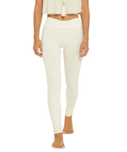 legging yoga searcher waves snake cream