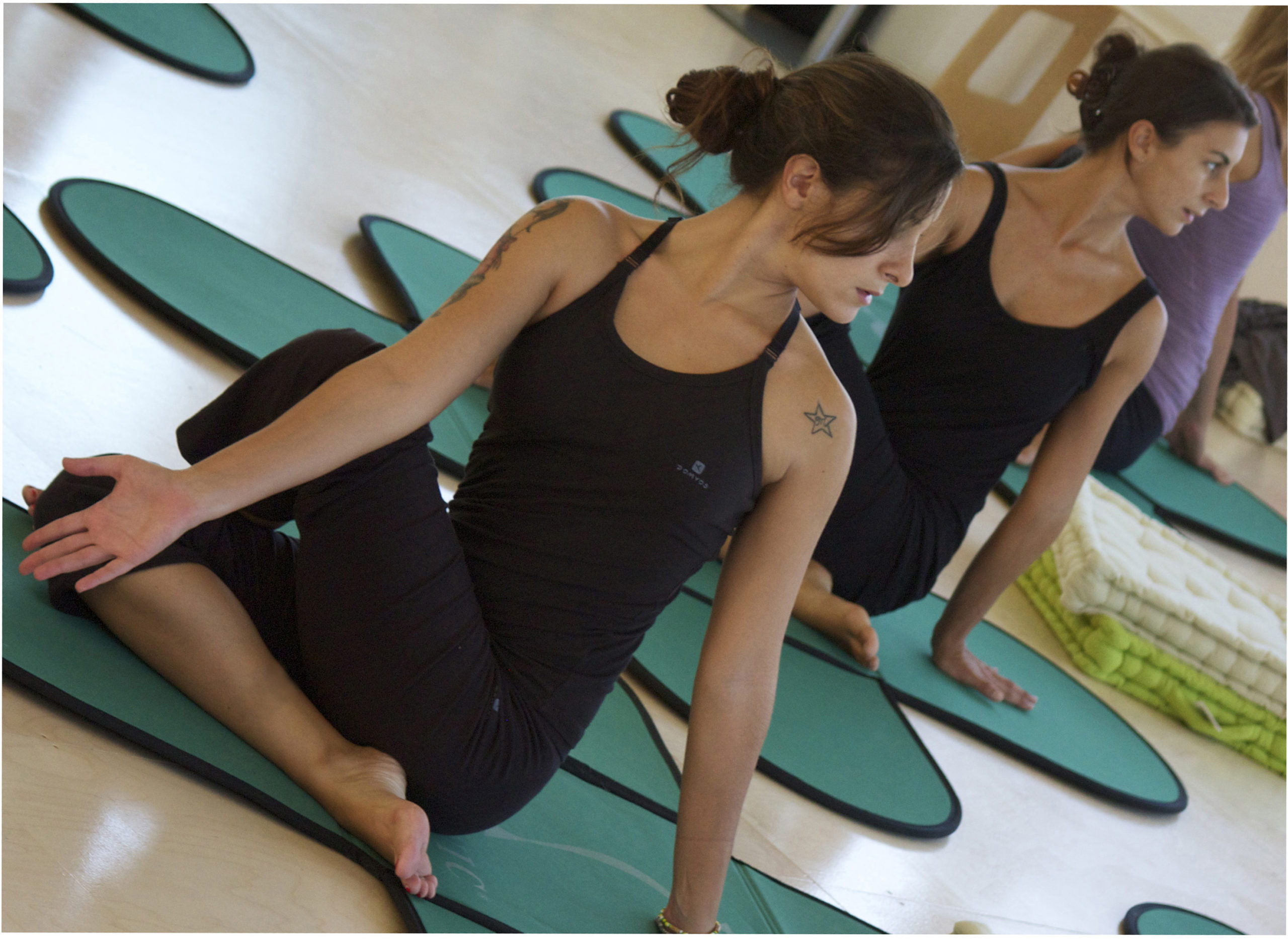 GYROKINESIS® CERTIFICATION ANNECY - FRANCE